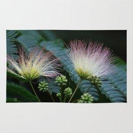 Mimosa Blossoms Rug