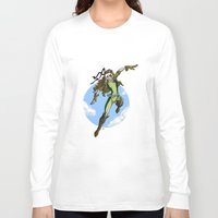 moulin rouge Long Sleeve T-shirts featuring rouge by batuzer