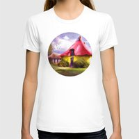 once upon a  time T-shirts featuring Once upon a time by VIAINA
