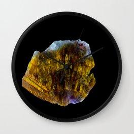Cacozenite Wall Clock