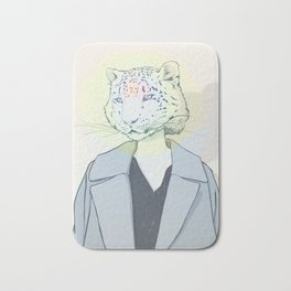 Cat lady Bath Mat