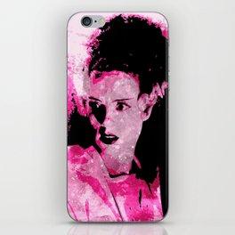The Bride of Frankenstein iPhone Skin