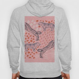 Tiger Print Hoody