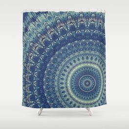 Mandala 540 Shower Curtain
