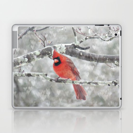 Color My Winter Laptop & iPad Skin
