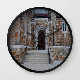 Defining Destiny Wall Clock