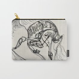 ---- respect myself Carry-All Pouch