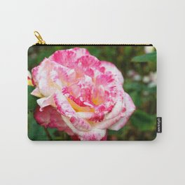Tie-Dye Rose Carry-All Pouch