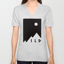 Wild Card Unisex V-Neck