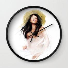 Vietnam2 Wall Clock