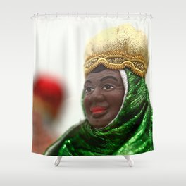 African Wise Men Shower Curtain