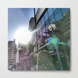 Soul Collection 003 - Tamachi Station - Tokyo, Japan Metal Print