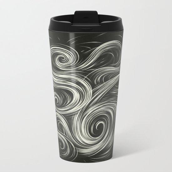 Smoke6 Metal Travel Mug