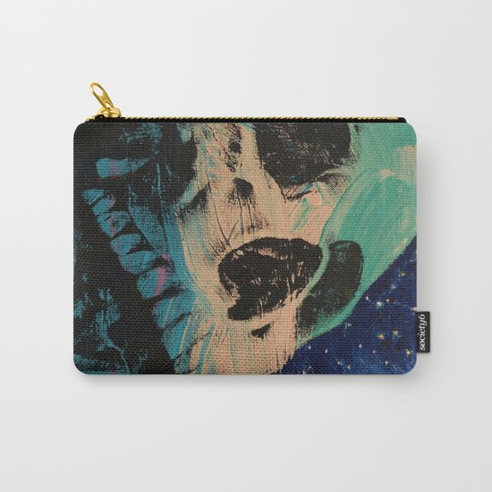 Zombie Stars Carry-All Pouch