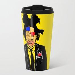 Jean Michelle Basquiat Travel Mug
