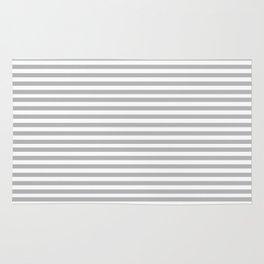 Gray Stripes Rug