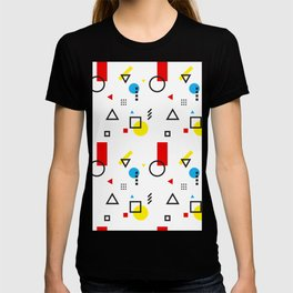 Bauhaus-esque Mid Century Modern 3 T-shirt