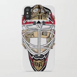 Rhodes - Mask iPhone Case