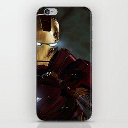 Armored Avenger iPhone Skin