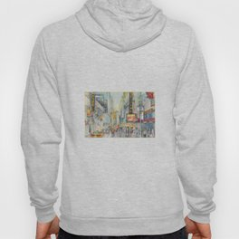 Broadway,  New York - Five O'Clock Revised Hoody