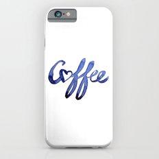 Coffee Love Slim Case iPhone 6s