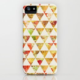 FLORAL FLOWWW SUN iPhone Case