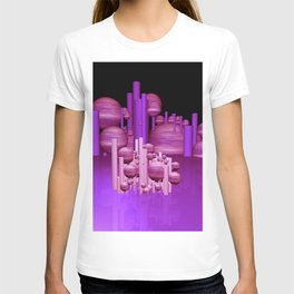 in the future -02- T-shirt