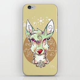 Vintage Deer iPhone Skin