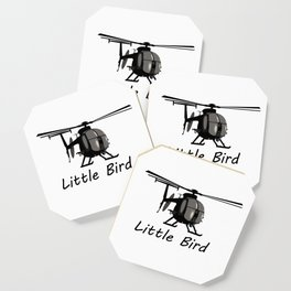 MH-6 Little Bird Helicopter Coaster