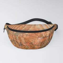 Shimmering Nature's Magic Fanny Pack