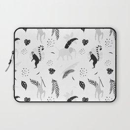 The Wild Jungle Pattern #8 Laptop Sleeve