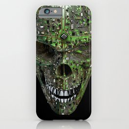 Bad data iPhone Case