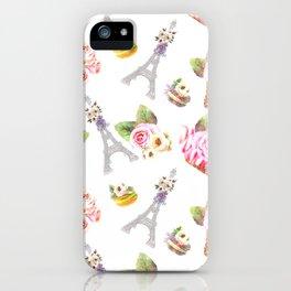 Paris1 iPhone Case