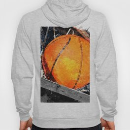 Basketball art swoosh vs 106 Hoody