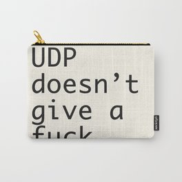 UDP doesn't give a f**k Carry-All Pouch