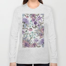 FLORAL GARDEN 11 Long Sleeve T-shirt