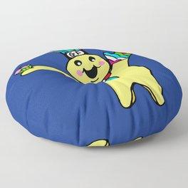 Muffin Man Floor Pillow