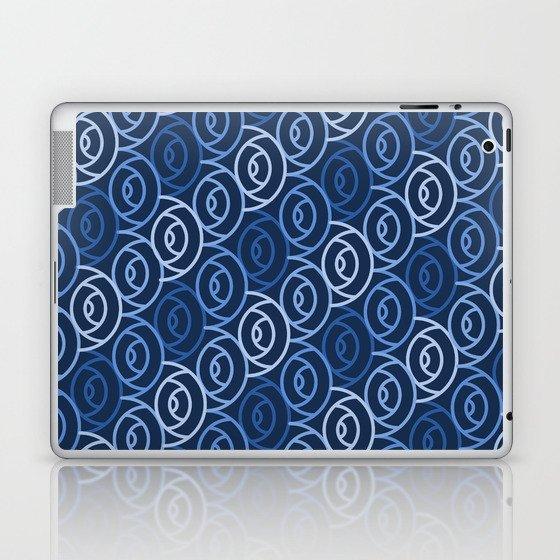 Op Art 142 Laptop & iPad Skin