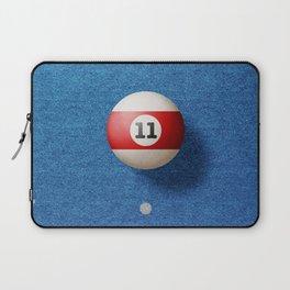 BALLS / Pool Billiard (eleven) Laptop Sleeve