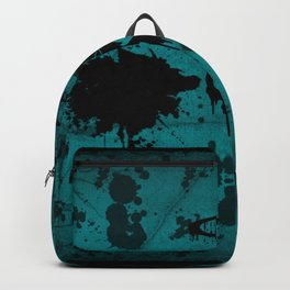 Fallen Angel Teal Backpack