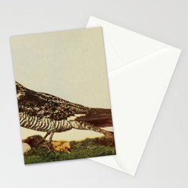 Vintage Print - Birds and Nature (1905) - Nighthawk Stationery Cards