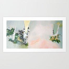Foehn Wind Art Print