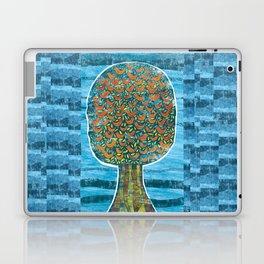 Tree and Birds Laptop & iPad Skin