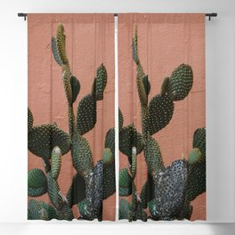 FOOD - DESERT - DRY - PATTERN - PHOTOGRAPHY Blackout Curtain