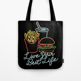 Live Your Best Life Tote Bag