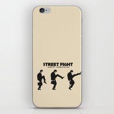 Street Fight iPhone & iPod Skin
