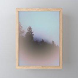Silent Hill Framed Mini Art Print