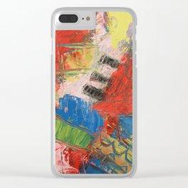 B4 Clear iPhone Case
