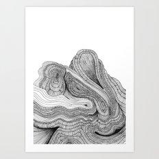 JABBA Art Print