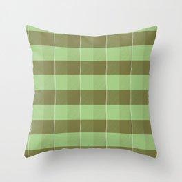 Cabin Picnic Throw Pillow